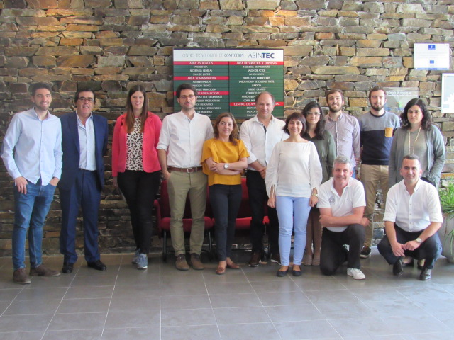 3rd NABITEX Meeting in Talavera